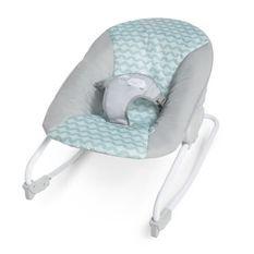 Ity Transat Rocking Chair, 3 positions, montage facile, déhoussable et lavable en machine - Goji