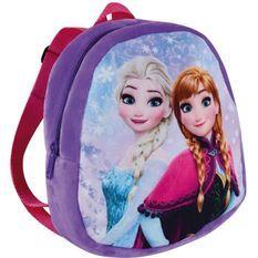 Jemini Disney Reine des Neiges sac a dos en peluche +/- 22 cm pour enfant