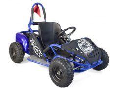 Kart cross électrique 1000W 20AH bleu