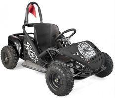 Kart cross électrique 1000W 20AH noir