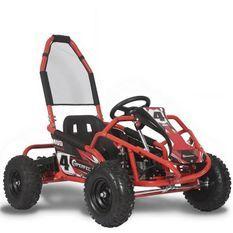 Kart cross électrique 1000W 20AH rouge