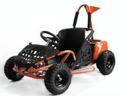 Kart enfant 1000W Gody orange