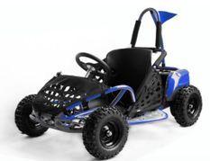 Karting enfant 1000W Gody bleu