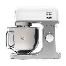KENWOOD Robot pâtissier KMX750WH - 1000 W - 5 L - Blanc