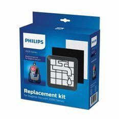Kit de remplacement filtres aspirateur sans sac série 2000 - PHILIPS XV1220/01