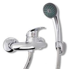 Kit de robinet de douche Chrome