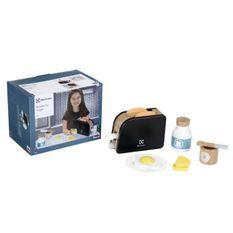 Klein - 7400 - Grille-pain en bois ELECTROLUX avec accessoires
