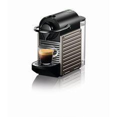 KRUPS YY4127FD Pixie titane Machine expresso Nespresso