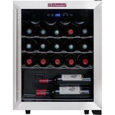 LA SOMMELIERE LS24A Cave a vin de mise en température - 23 bouteilles - Pose libre - Classe A - L 48 x H 64 cm