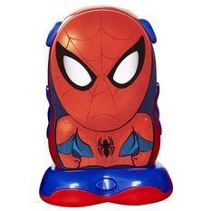 Lampe 3 en 1 Spiderman