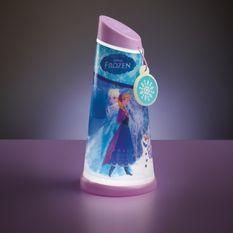 Lampe veilleuse La Reine des Neiges Go Glow