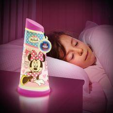 Lampe veilleuse Minnie Go Glow