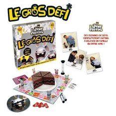 LAPINS CRETINS - Jeu de plateau - Le Gros Défi