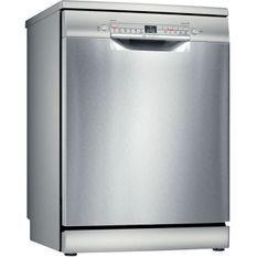 Lave-vaisselle pose libre BOSCH SMS2HTI79E - L60cm - Silver/Inox - Série 2 - 12 couverts - Induction - 46dB