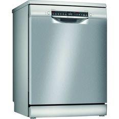 Lave-vaisselle pose libre BOSCH SMS4ETI14E - 12 couverts - L60cm - Inox - 44dB - Induction
