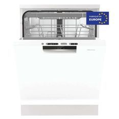 Lave-vaisselle pose libre HISENSE HS661C60W - 16 couverts - Moteur induction - L60cm - 44 dB - Blanc