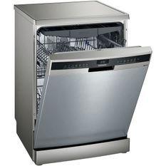 Lave-vaisselle pose libre SIEMENS SN23EI14CE iQ300 - 13 couverts - Induction - L60cm - 44dB - Inox