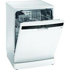 Lave-vaisselle pose libre SIEMENS SN23HW36TE - 12 couverts - Induction - L60cm - 46dB - Inox