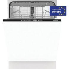 Lave vaisselle tout intégrable HISENSE HVSP3C - 16 couverts - Induction - L60cm - 44 dB