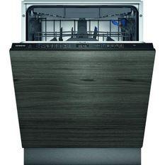 Lave-vaisselle tout intégrable SIEMENS SN85EX56CE iQ500 - 14 couverts - Induction - L60cm - 42dB