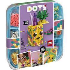 LEGO DOTS Le pot a crayons Ananas
