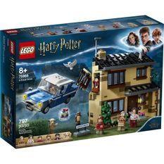 LEGO Harry Potter™ 75968 4 Privet Drive