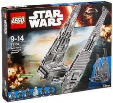 Lego Star Wars 75104 Kylo Ren's Command Shuttle