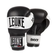 LEONE Gants de boxe Shock - Homme - Noir