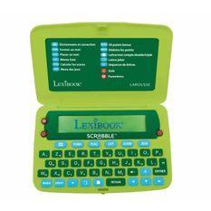 LEXIBOOK - Dictionnaire Électronique du Scrabble - Nouvelle Édition
