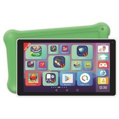 LEXIBOOK LexiTab Deluxe + protection silicone - MFC514FR - Tablette enfant
