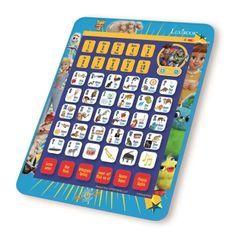 LEXIBOOK - TOY STORY 4 - Tablette Educative & Bilingue - Français, Anglais - Abécédaire Educatif Bilingue