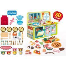LISCIANI GIOCHI Montessori Little Chef 3D 76840