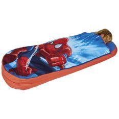 Lit gonflable Spiderman