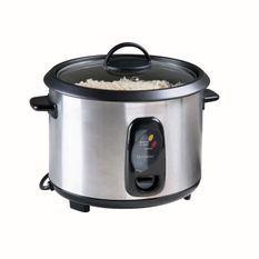 LIVOO DOC192 Cuiseur a riz - Noir/Gris