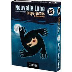 LOUPS - GAROUS de Thiercelieux - Extension Nouvelle lune - Jeu de rôle