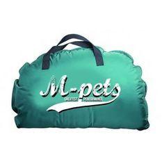 M-PETS - Coussin Bilbao - Bleu - L - Pour chien
