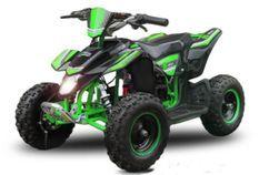 Madox premium 800W noir et vert 4