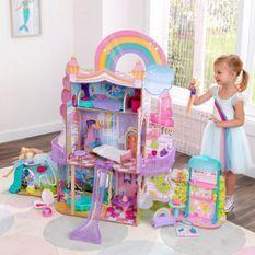 Maison de poupée Rainbow Dreamers Unicorn Mermaid