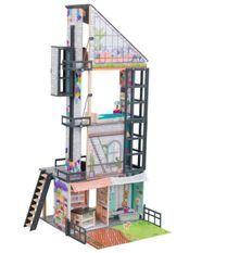 Maison de poupées Bianca City Life Kidkraft 65989