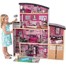 Maison de poupées villa Sparkle Kidkraft 65826