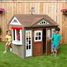 Maison enfant en bois Country Vista