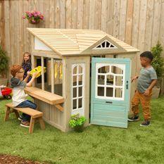 Maisonnette enfant Meadowlane Market Kidkraft 200