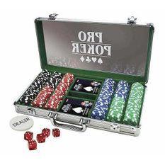 Mallette de poker ProPoker 300 Jetons