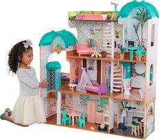 Manoir de poupées Camila KidKraft 65986