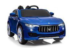 Maserati Levante bleu Voiture électrique enfant