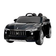 Maserati Levante noir Voiture électrique enfant