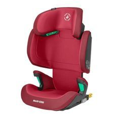 MAXI-COSI Morion Siege auto Groupe 2/3 i-Size - Isofix - De 3, 5 a 12 ans - Basic Red