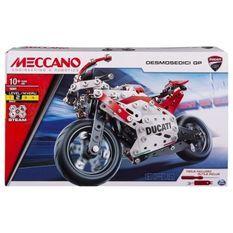 MECCANO - Jeu de Construction - Ducati Moto GP