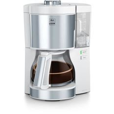 MELITTA - 1025-05 - CAFETIERE FILTRE Look V Perfection - blanc