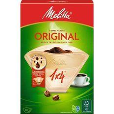 MELITTA Filtre a café 1X4/40 Brun